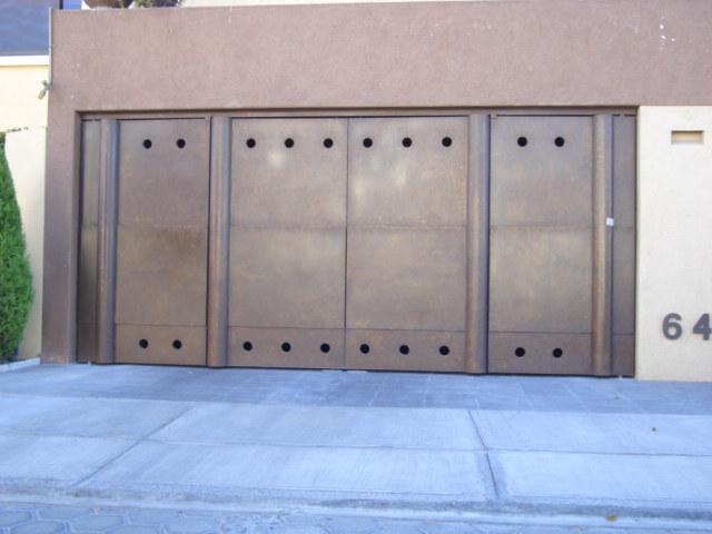 Productos de hierro forjado y acero inoxidable for Zaguan de casas modernas